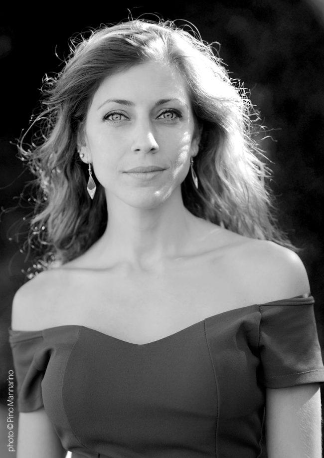 Maria Chiara Sorba, Pino Mannarino Fotografo